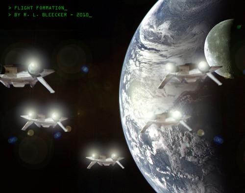 Starfighter Formation