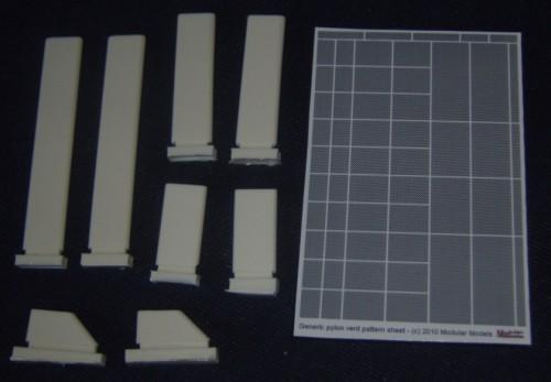 Thin Pylon Pack - 33
