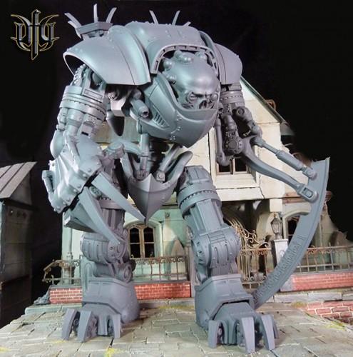 Leviathan Mortis Front