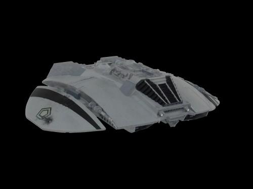 Cylon Raider 001B