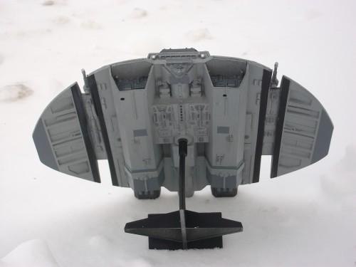 Cylon Raider 003
