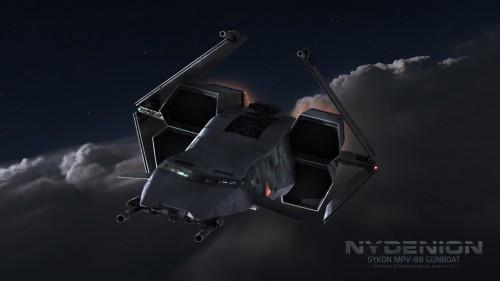 Nydenion_MPV-88_Gunboat