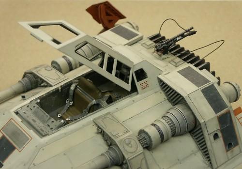 SnowSpeeder Model 002