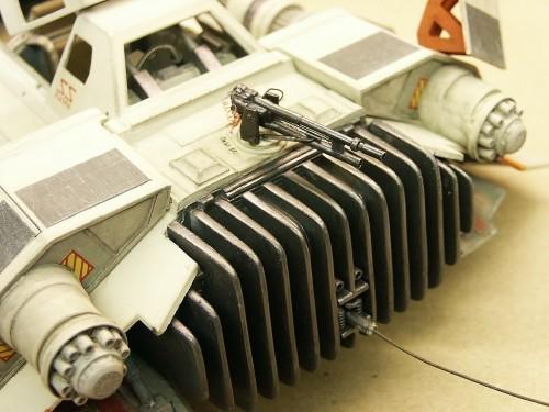SnowSpeeder Model 008