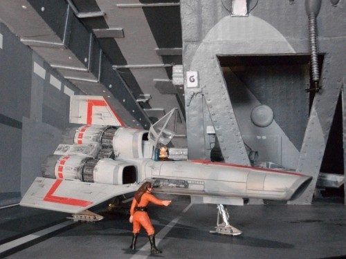 Galactica landing bay 006