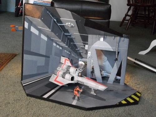 Galactica landing bay 010