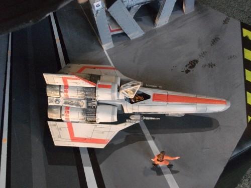 Galactica landing bay 012