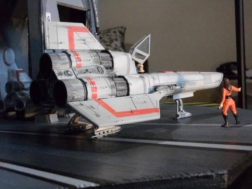 Galactica landing bay 013