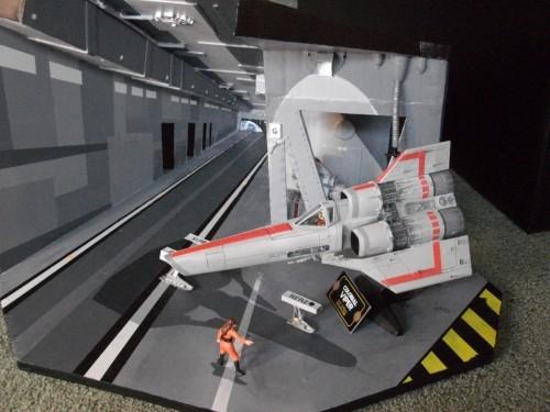 Galactica landing bay 027