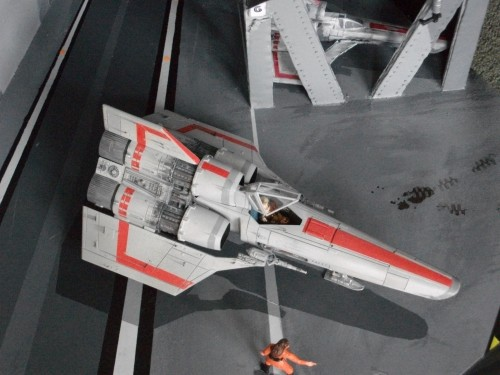 Galactica landing bay images 004