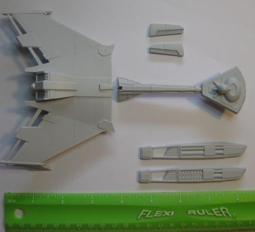 D-4 parts layout