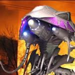 Martian War Machine Tripod 1-sized
