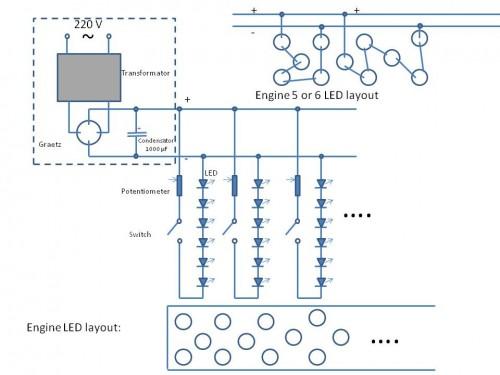 Electrical draw
