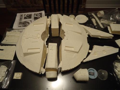 Millenium Falcon 007