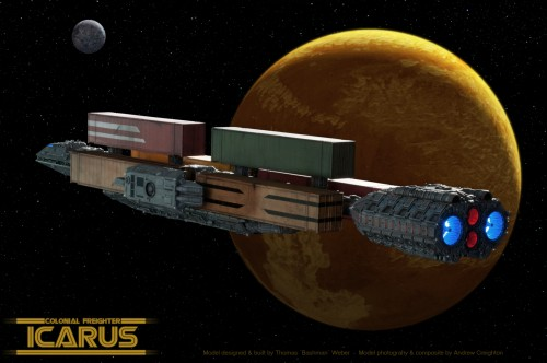 Colonial Freighter Icarus 1626x960