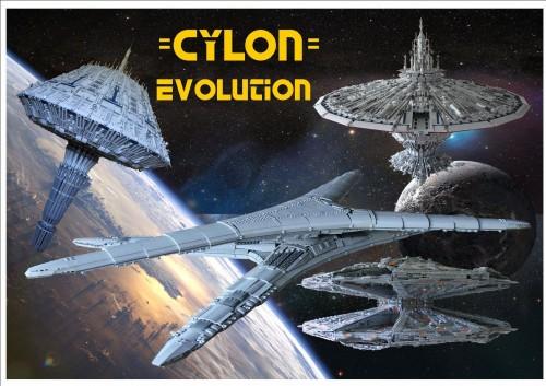 CYLON EVOLUTION X4