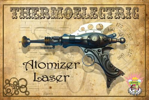 Thermoelectric Atomizer Laser2