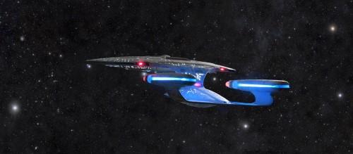 enterprise d first shot