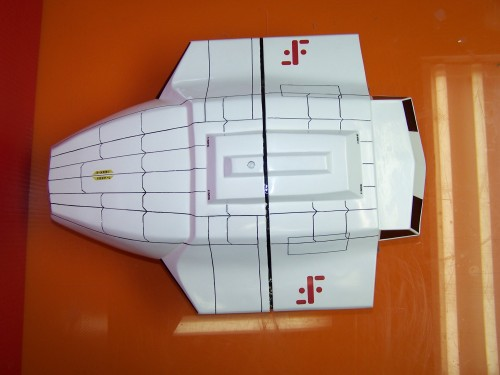 V Skyfighter by Scale Model Technologies (2)