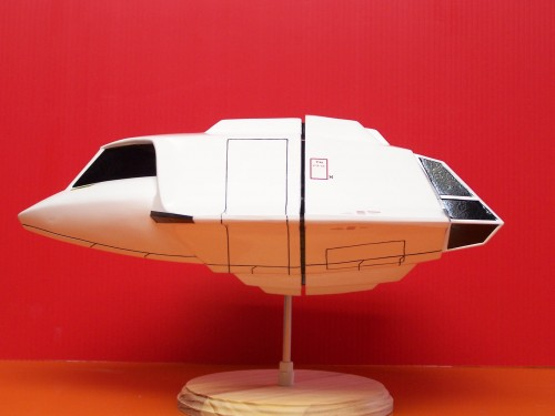 V Skyfighter by Scale Model Technologies (8)
