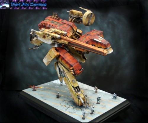 MGS REX Rampage - Copy