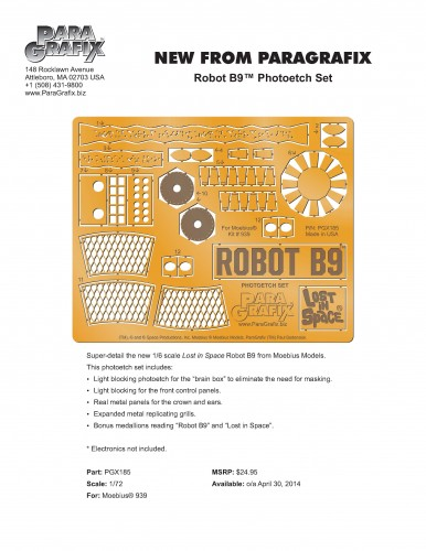 PGX185_1-6-scale_Robot-B9-from-ParaGrafix1