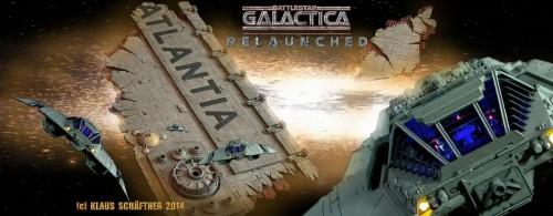 Atlantia is destroyed