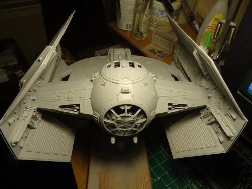 final build X-1 132