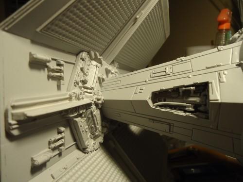 final build X-1 135