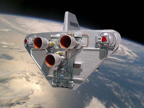Space Shuttle 4
