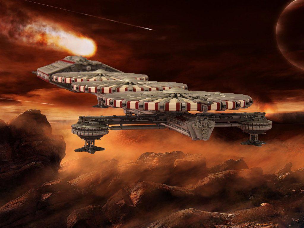 mining ship 011