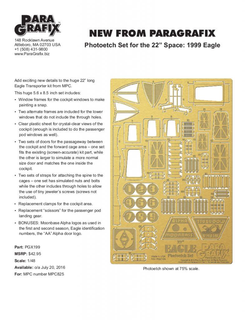 PGX199-22inch_Eagle_Announcement
